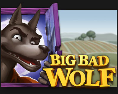 Big Bad Wolf Oculus Spiel für die Virtual Reality Brille