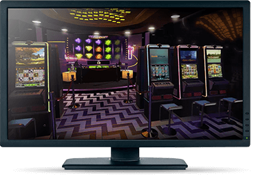 SlotsMillion Monitor 3D Slots Games