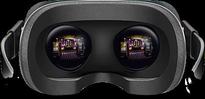 Abtauchen in fremde Casino Welten: Virtual Reality (VR) ist die erste echte Neuerung der Casino Branche.