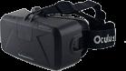 Oculus Rift Brille