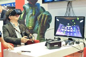 Im Slotsmillion VR  Casino Spielt man mit Oculus Brille