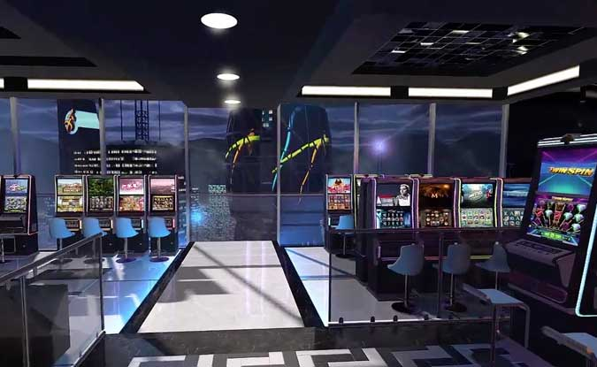 Vr Oculus Casino