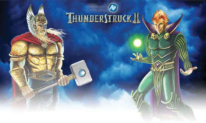 Thunderstruck II Progressive-Slots